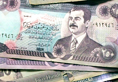 On Oct 15 Iraq Began To Distribute New Dinar Bills Graced With The Likeness Of An Ancient Babylonian Ruler And A 10th Century Mathematician By Jan