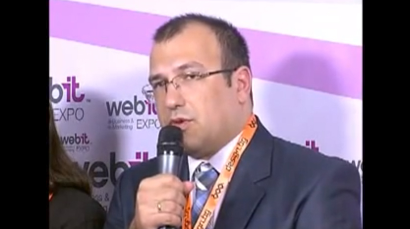 "Interview ""After Webit"""