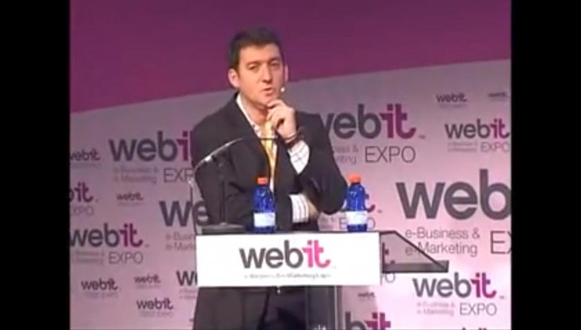 Webit Expo '09: Norm Johnston - Content Unleashed