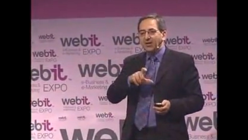 Webit Expo '09: Norman Judah - The Next Web