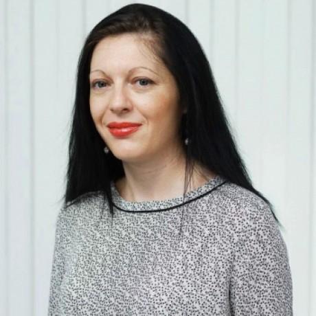 Профилна снимка на Доц.д-р Виржиния Иванова /Asoss.Prof. Virjinia Ivanova PhD